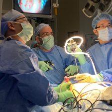 The origin of fetal surgery