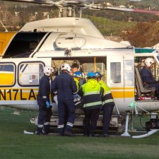 $47,000 bill for airlifting child to hospital?