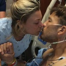 How Brett Epps' life was saved with kidney transplant