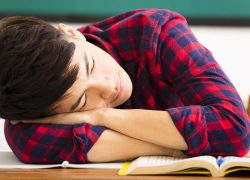 The Importance of Sleep in Teenagers